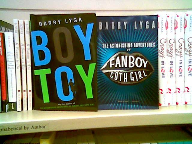 Fanboy paperback