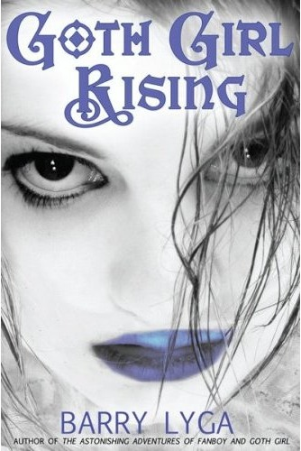 Goth Girl Rising cover