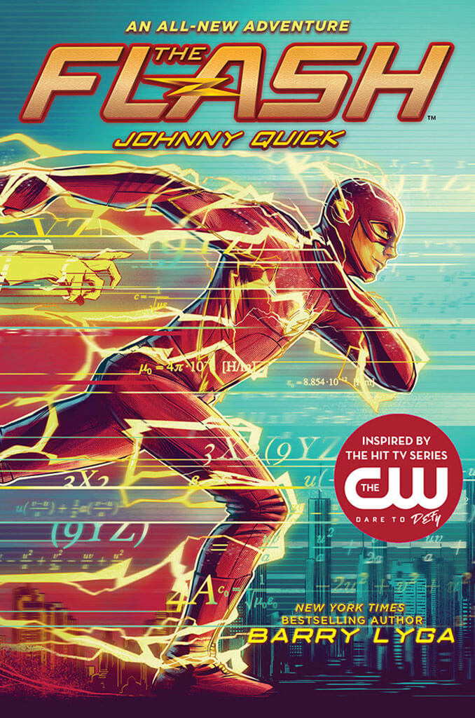 Flash book 2 cover