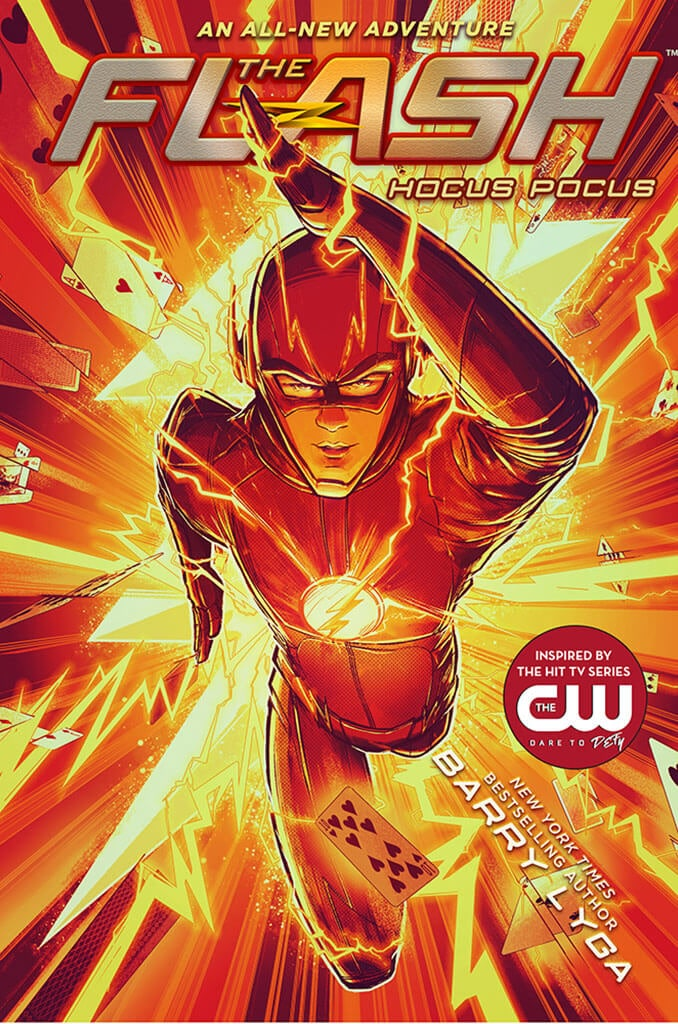Flash book 1 cover