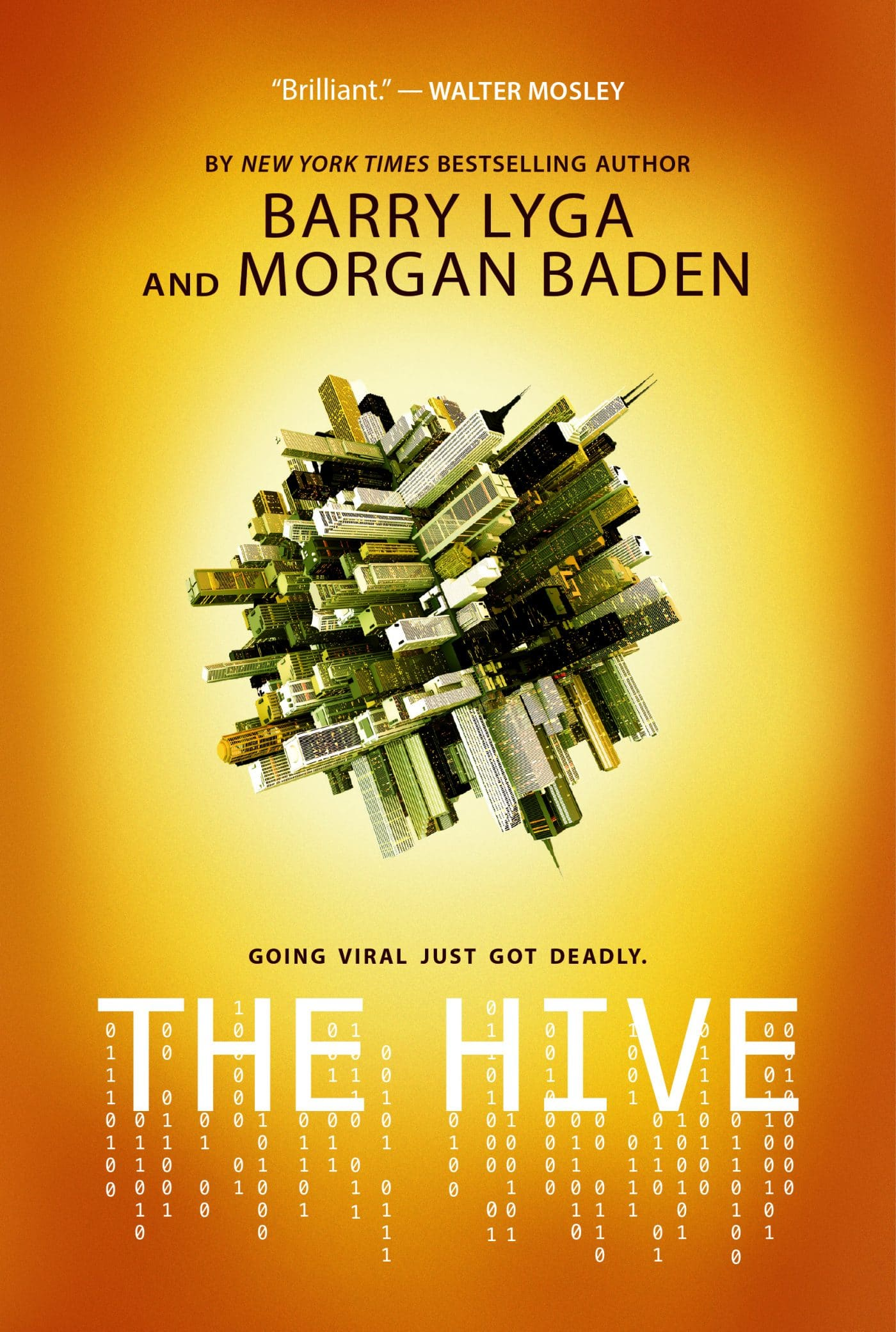 The Hive hardcover