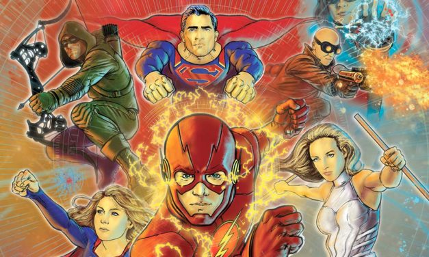 Cover Reveal: The Legends of Tomorrow
