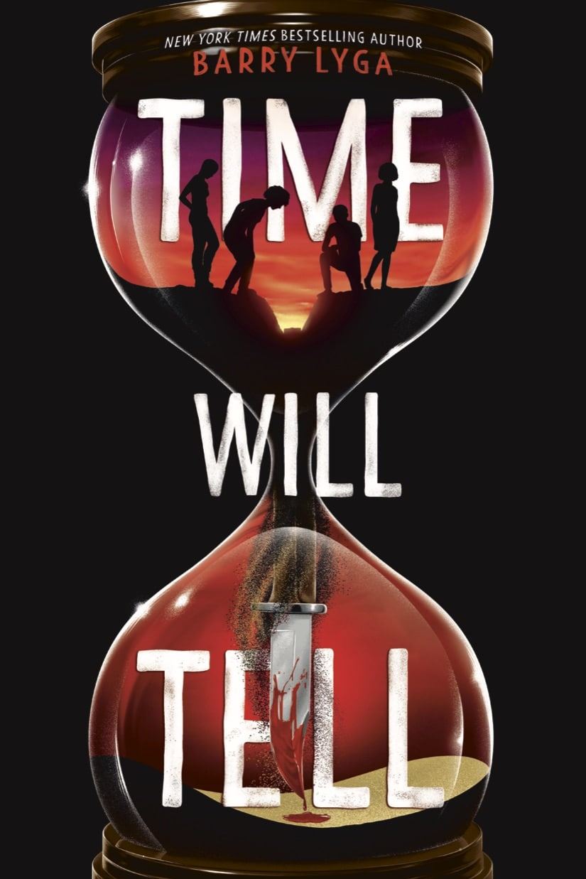 Cover Reveal: TIME WILL TELL